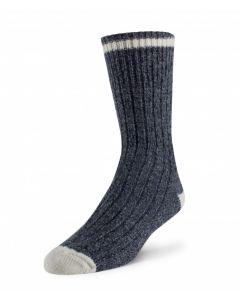 Classic Wool Work Sock - Denim ~ Size XLarge