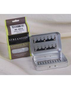 Streamside Aluminum Fly Box ~ Small