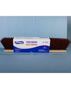 "Garage Push Broom Head ~ 18"""