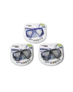 Hydro-Swim Blackstripe Adult Swim Mask {22052}