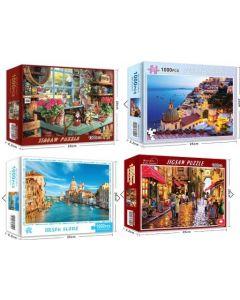 Jigsaw Puzzle - Scenes ~ 1000 pieces