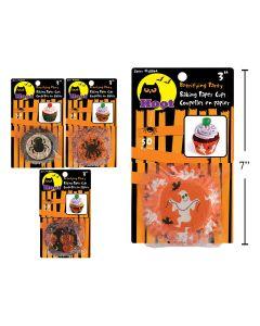 """Halloween Cupcake Cups - 3"""" Diameter ~ 50 per pack"""
