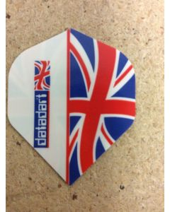 Metronic Flights ~ Half Britain Flag