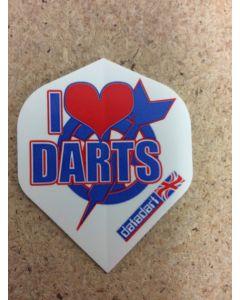 Metronic Flights ~ I Love Darts