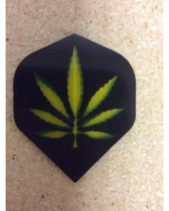 Polyester Flights ~ Weed Plant