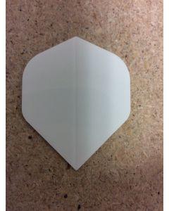 Polyester Flights ~ White Standard