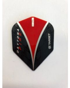 Target Vision Ultra Flight ~ Daytona Fire Black & Red