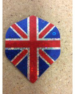 Holographic Flights ~ Britain Flag
