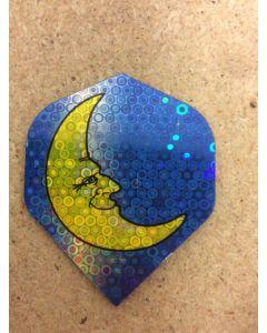 Holographic Flights ~ Moon