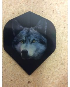 Holographic Flights ~ Wolf