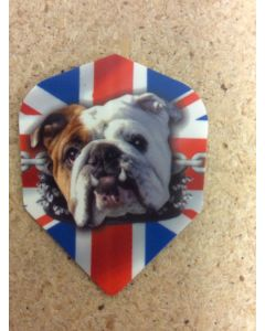 Dartworld Poly ~ Bulldog