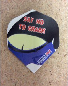 Metronic Flights ~ Say No To Crack