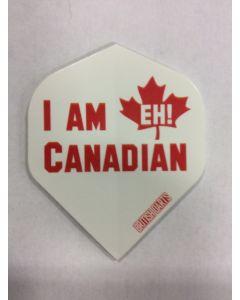 BD Flight ~ I am Canadian EH!