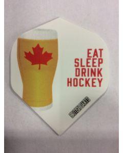 BD Flight ~ Eat Sleep Drink Hockey