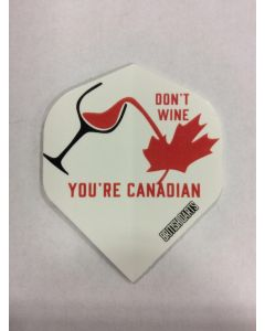 BD Flight ~ Don't Wine You're Canadian