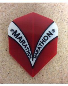 Marathon Flights ~ Red & White
