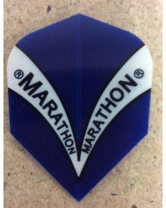 Marathon Flights ~ Blue & White