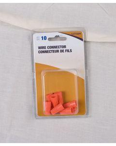 Twist-On Wire Connectors, Small #31 ~ Orange