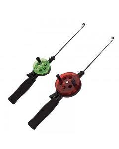 "Plastic Jigging Rod & Reel ~ 18"""