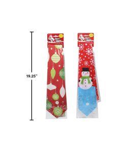 Christmas Musical Necktie