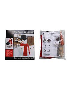 Snowman Dress Up Kit