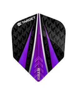 Target Vision Ultra Flight ~ Black with Purple