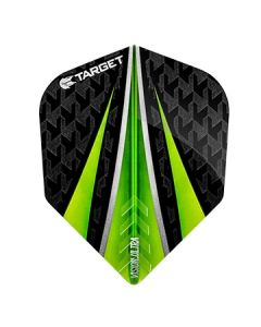 Target Vision Ultra Flight ~ Black with Green