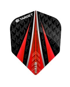 Target Vision Ultra Flight ~ Black with Red