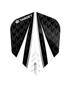 Target Vision Ultra Flight ~ Black with White