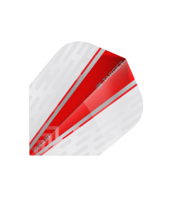 Target Vision Ultra Flight ~ White & Red