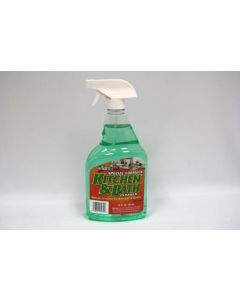 Kitchen and Bath Cleaner ~ 946ml Trigger Spray