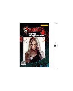 Halloween Female Zombie Wig