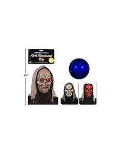 Halloween Light-Up Evil Eye Masks