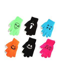 Halloween Kid's Touch Screen Gloves