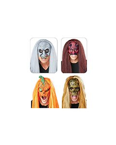 Halloween Dungeon Dweller Head Topper Mask