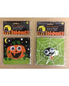 Halloween Googly Eye Notebook