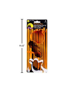 Halloween Stainless Steel Cookie Cutters ~ 3 per pack