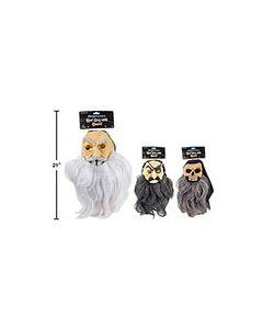 Halloween Bad Guys Masks with Beards