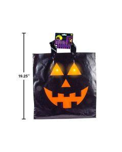 Halloween Light-Up Trick or Treat Bag