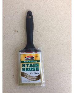 """Bennett Stain Paint Brush ~ 3"""""""