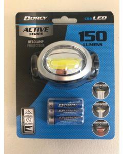 Dorcy LED Headlight w/Pivoting Head