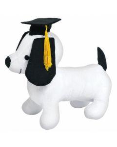 Grad Fabric Autograph Pup Plush
