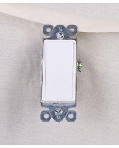 Decorative 3-Way Switch ~ White