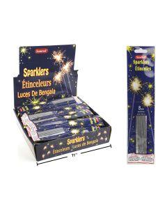 "Sparklers - 8"" ~ 8 per pack"