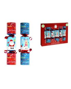 "Christmas Crackers - 6"" ~ 6 per pack"