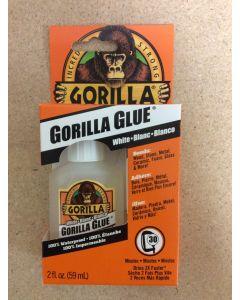 Gorilla Glue - Dries White ~ 2oz Bottle