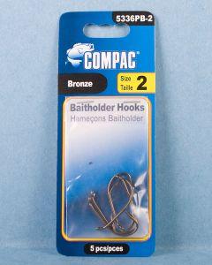 Compac Baitholder Hooks