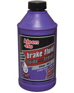 Kleen-Flo Silicone Brake Fluid - DOT5 ~ 350ml bottle