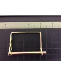 """Quick Pin w/Square Spring ~ 1/4"""" x 2-1/4"""""""