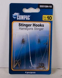 Compac Stinger Hooks